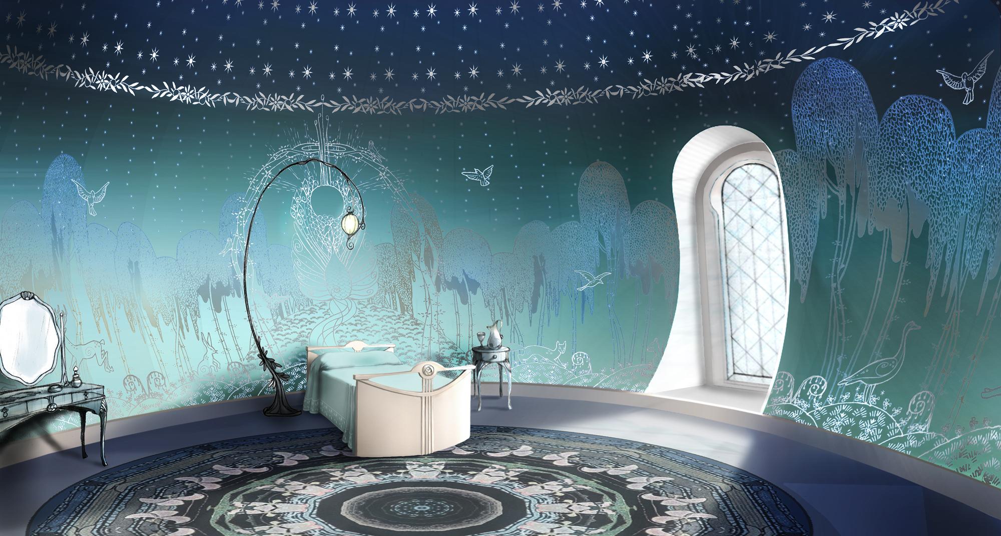 Mirror Mirror Concept Sketches Meinert Hansen