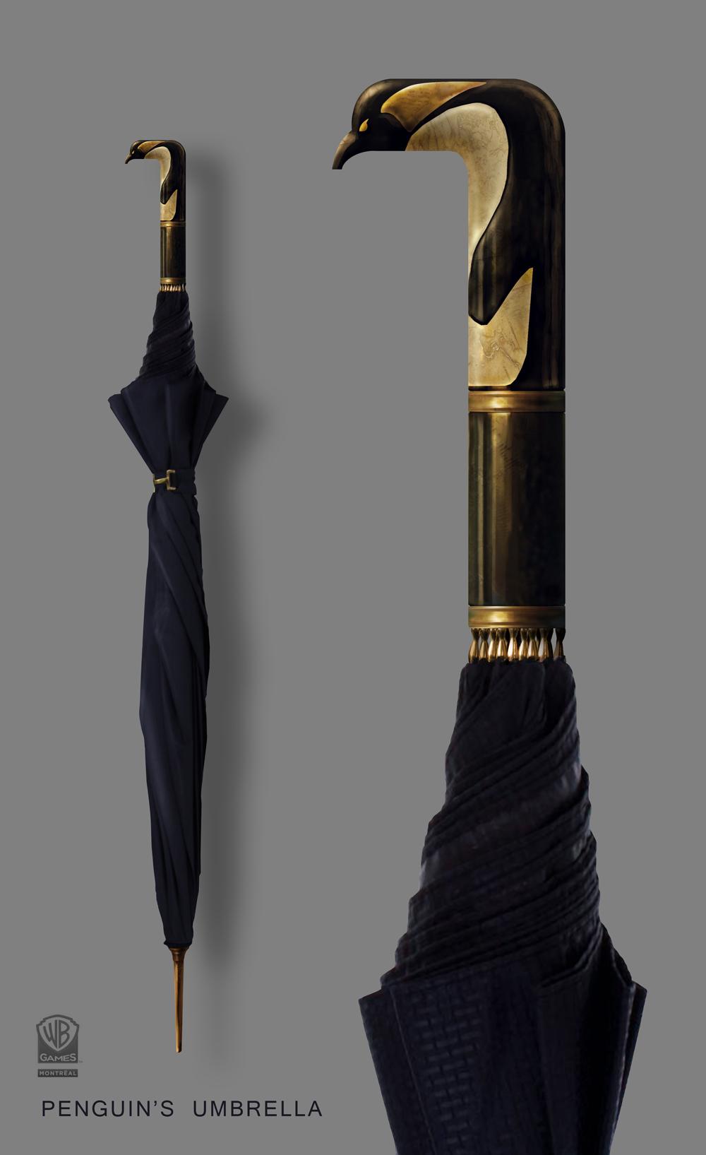 penguinumbrella